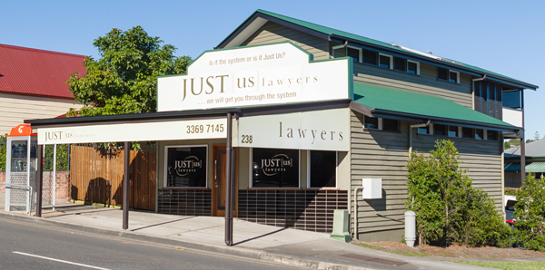 Just us Lawyers office